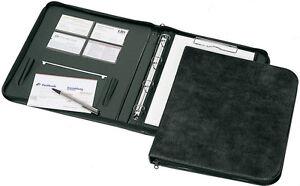 VELOFLEX Arbeitsmappe Exquisit A4 Schreibmappe Aktenmappe Ringbuchmappe 5231780