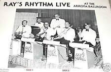PRIVATE SOUTH DAKOTA POLKA BRASS LP RAY'S RHYTHM LIVE