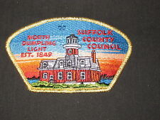 Suffolk County Council sa66 CSP. North Dumpling Light house
