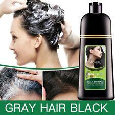 Mokeru Organic Natural Fast Hair Dye Only 5 Minutes Noni Plant Black Shampoo