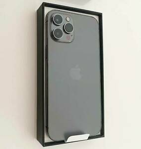 BRAND NEW IN BOX !!! iPhone 12 Pro Max 256Gb Space Grey