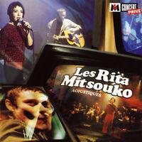 Les Rita Mitsouko CD Acoustiques - France (M/EX)