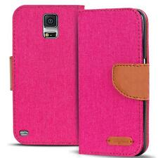 Pochette de Protection Samsung Galaxy S5 Mini COQUE Flip Case Étui Portable