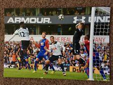 VICTOR WANYAMA  (Spurs ) FOOTBALLER SIGNED 8 x 12 PHOTO.