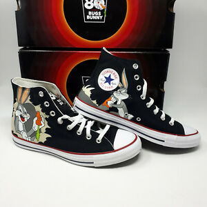 NEW Converse Bugs Bunny Chuck Taylor All Star Hi 169225C Shoe Sneaker Men's Size