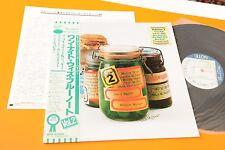 CECIL TAYLO WOODY SHAW .. LP COMP JAZZ BLUE NOTE JAPAN NM AUDIOFILI  INSERTO OBI