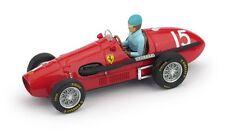 FERRARI 500 F2 GP di INGHILTERRA 1952 1° A.ASCARI  CON PILOTA   Brumm R035CH