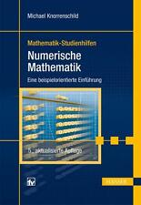 Numerische Mathematik von Michael Knorrenschild (2013, Taschenbuch)