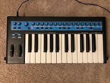 Vintage Novation Bass Station 25-Key Analog Synth Synthesizer