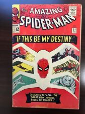 Amazing Spider-Man #31 Silver Age Marvel Comics