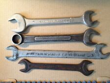 Lot Of 4 Vintage Wrenches - Armstrong Tappet - Barcalo - Barcalo - Dowidat