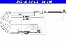 Câble de frein à main RENAULT MEGANE Scenic (JA0/1_) SCÉNIC I (JA0/1_) 400663307