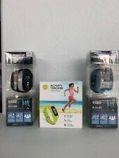 Fitness Activity trackers 3 unit bundle