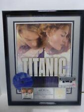 TITANIC Original Motion Picture Soundtrack , RIAA AWARD Certified R.I.A.A. SALES