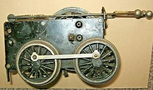 O Gauge CLOCKWORK MOTOR Wheel Chassis Mechanism