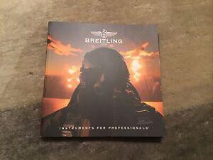 Breitling Katalog 2016