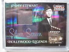 2007 Donruss Americana Card - Hollywood Legends -(Silver Screen) - Jimmy Stewart