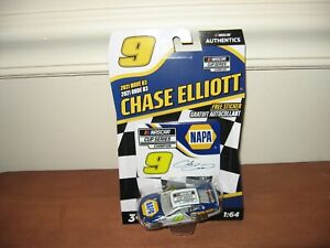 2020 Chase Elliott #9 Napa Cup Series Champion 1:64 Nascar Authentics Wave 3