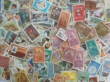 300 Different Nepal Stamp Collection - Commemoratives only