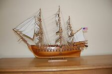 USS Constitution Model Ship / Tall Ship / American Model Ship **CLOSEOUT ITEM
