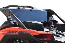Can Am Maverick X3 Rear Windshield Window Panel Dark Tinted Tint  UTVZILLA