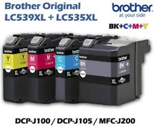 Brother LC-539XL+LC-535XL Combo Set