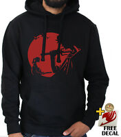 Samurai Champloo Hoodie Mugen and Jin edo era Anime Novelty Black jumper Unisex