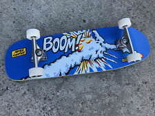 Old School 101 Natas Kaupas Challenger BOOM Re-Issue Complete Skateboard
