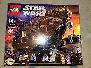 LEGO Star Wars Sandcrawler (75059) New in Sealed box