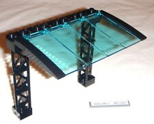 Lego Glass Roof Bus Train Station 8404 79117 Stadium Support Girder Window