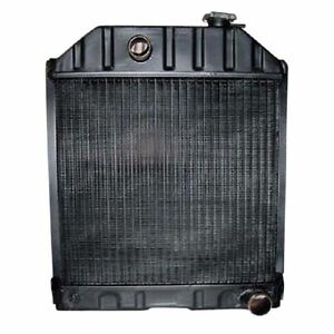 2706-6302 Fits Farmtrac Radiator 545; 555