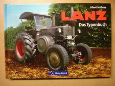 LANZ Traktoren Das Typenbuch Typen Modelle Traktor Schlepper Bulldog Buch