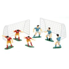 8 Piece Set Sweetly Does It Football Cake Topper - Decorations