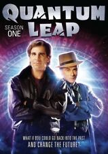 New Quantum Leap - Season 1 Complete Dvd Scott Bakula, Dean Stockwell One
