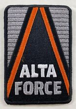 2020 Shot Show Alta Force Iron Sew On Patch