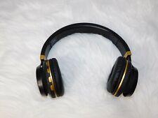 Sentry BT300 Folding Bluetooth Wireless Headphones Microphone Rechargeable USB