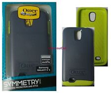 OtterBox Symmetry Series Case for Samsung Galaxy S4, Lime Dream, 77-37353