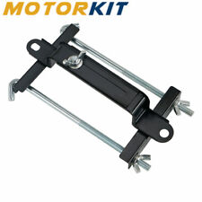 1x Powerful Car Storage Battery Holder Tray/&Hold Down Clamp Bracket Fasten Tight