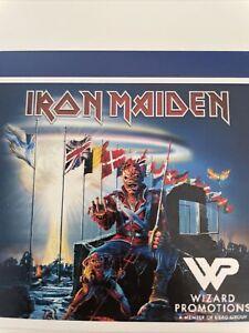 Iron Maiden Köln 02.07.2022 1x Ticket