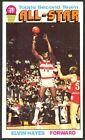 1976-77 Topps Basketball Elvin Hayes #133 - All-Star - Bullets - Mint