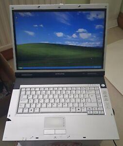"Samsung X60 Laptop Notebook 15.4"" 2GB 120GB SSD Windows XP 1680x1050 Office"