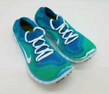 competitive price c054f 5a392 NIKE FREE RUN FLYKNIT 5.0 WOMEN S RUNNING SHOES SZ 7 38 USED 615806 413