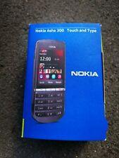 Nokia Asha 300 - Graphite (T-Mobile) Smartphone