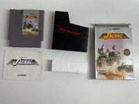 NES Nintendo Entertainment Center Jackal Konami