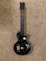Playstation 3 Guitar Hero Gibson Les Paul Wireless No Dongle no strap PS3