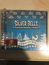 SILVER BELLS ~ CHIRSTMAS CD ~ A TRADITIONAL CHRISTMAS ~ NEW, SEALED