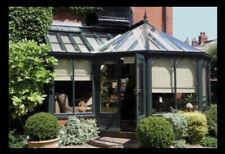 More details for amdega timber wooden glass bespoke dismantled p shape conservatory orangery