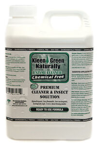 Kleen Green 64oz READY to USE Spray for scabies, biting mite, bird mite & lice