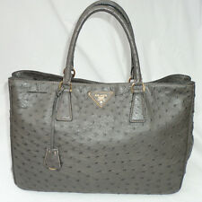 62bb4656b70f PRADA Ostrich Bags & Handbags for Women for sale | eBay
