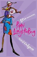 Pippi Longstocking 50th Anniversary edition,Astrid Lindgren